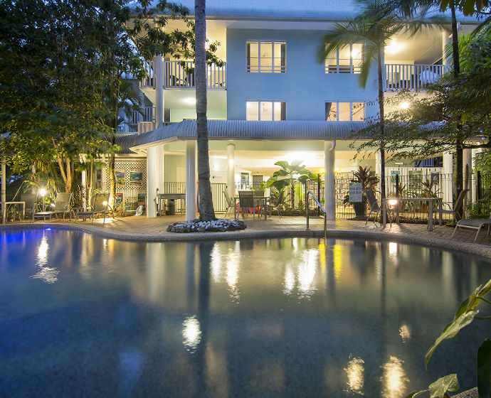 Port Douglas Outrigger Holiday Apartments Facilities 1