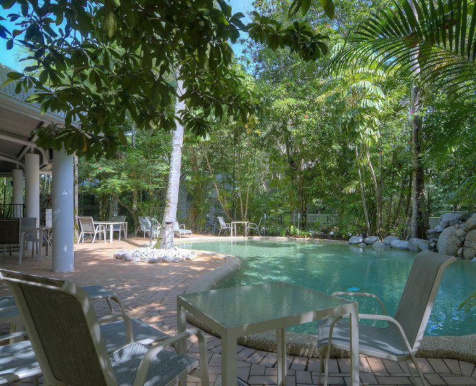 Port Douglas Outrigger Holiday Apartments Facilities 2