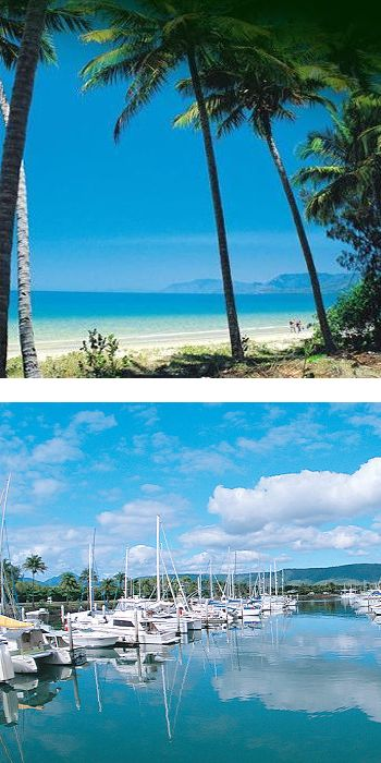 Beautiful 4 Mile Beach Fabulous Reef Marina Walk from Port Douglas Outrigger