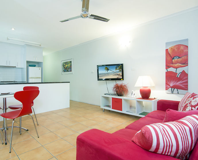 Port Douglas Outrigger Holiday Apartments Interior 10